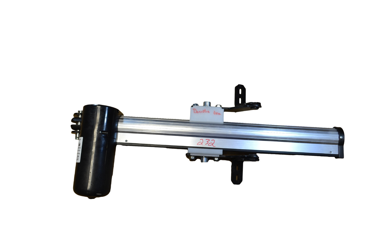 Okin Refined Linear Actuator Motor with Brackets For Power Recliners and Lift Chairs. This is Okin Refined Model: JLDQ Part Number: JLDQ.6.123.336. This Power Recliner Lift Chair Linear Actuator Motor Will Open and Close The Lift Mechanism of Power Recliner or Lift Chair.  Contact Customer Service For Additional Information and Bulk Pricing.