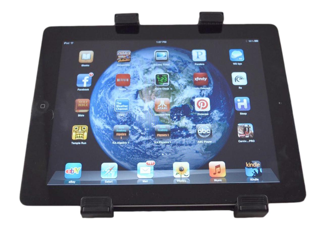Tuffmounts Car Headrest Mount for iPad Kindle Samsung Ereader and Tablet
