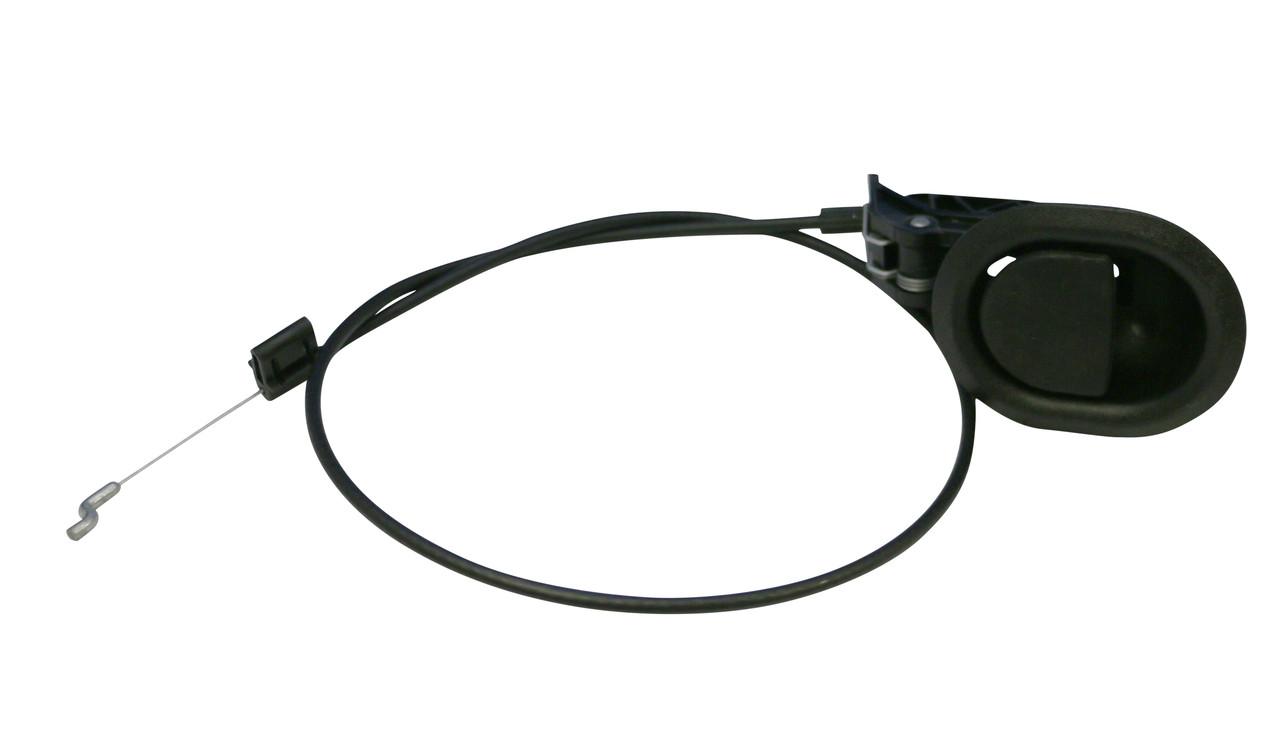 Sofa Recliner Release Pull Handle Part Black Longer End Cable Fits Funiture GA