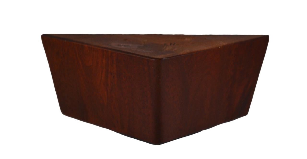 Peachy Sofa Sectional Couch Love Seat Ottoman Leg Triangular 3 Mahogany Pdpeps Interior Chair Design Pdpepsorg