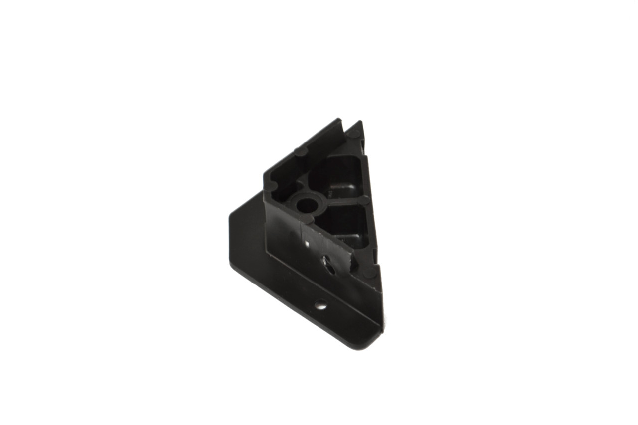 Plastic Corner Block With 5 16 Barbnut For Couches And Recliners
