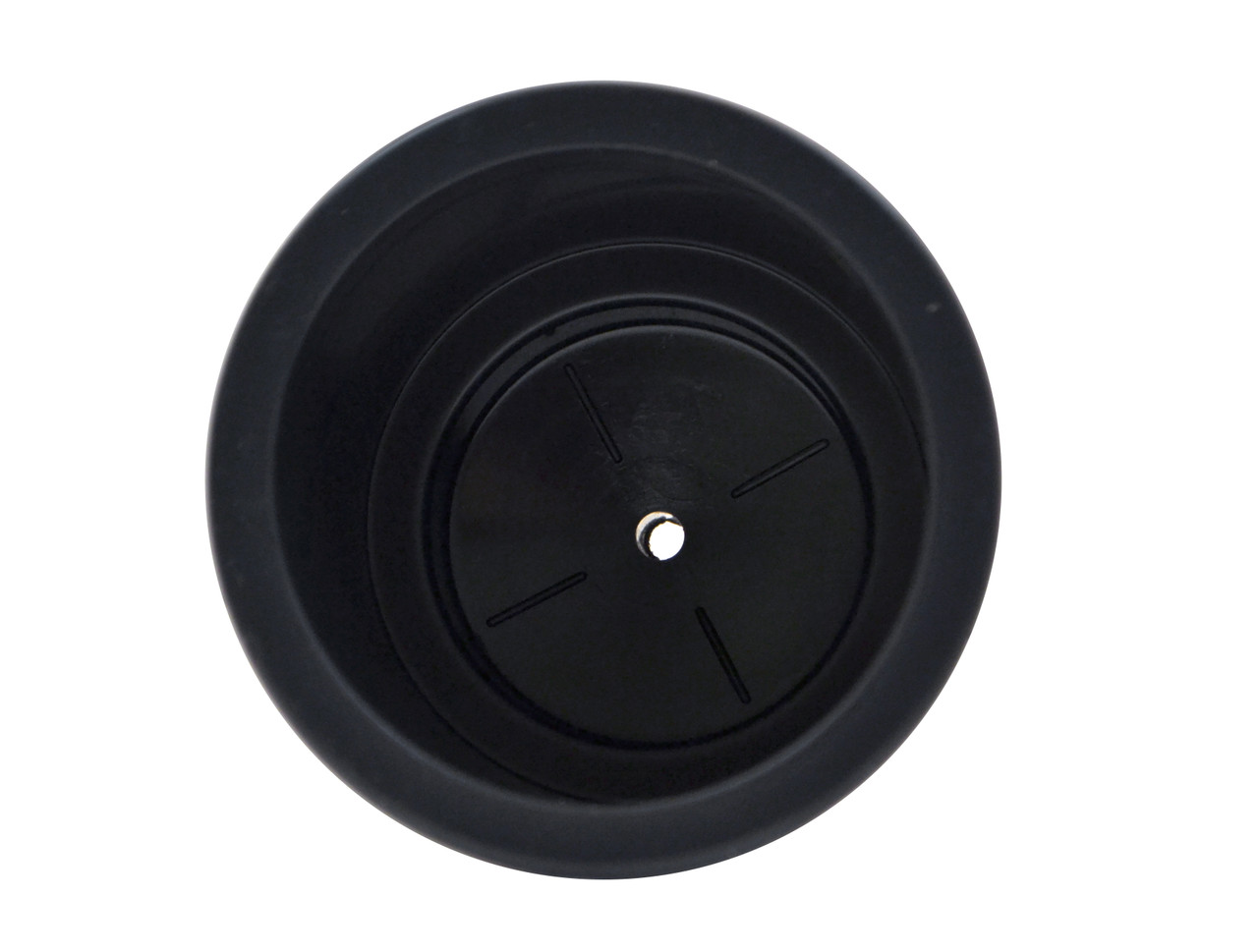 """For Both Indoor and Outdoor Installation, Replacement Cup For Many Brands, 3-3/4"""" Tall  x 4-1/3"""" Outside Diameter, Fits Cans, Bottles, and Glasses, Can Be Connected to Tubing for Precision Drain"""