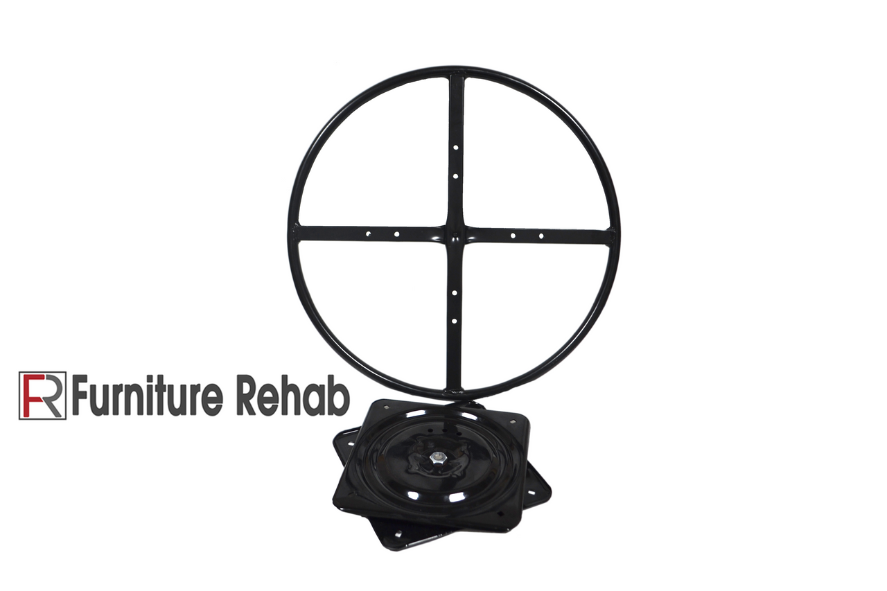 Furniture Rehab Brand 22 inch Swivel Ring Base