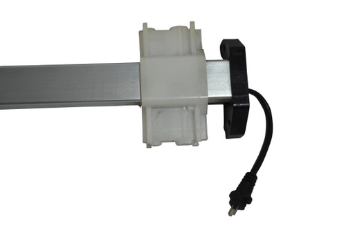 Limoss Linear Actuator Motor For Power Recliners and Lift Chairs. This is Limoss Part Number: Limoss MD141-30-L1-187-333 Linear Actuator Motor For Power Recliner This Power Recliner Lift Chair Linear Actuator Motor Will Open and Close The Lift Mechanism of Power Recliner or Lift Chair. Connects to Motor Handset Hand control Via 5 Pin Style Connector, and Connects to the Power Transformer Via the Standard 2 Pin Style Connector. Used on Berkline, BenchCraft, and Many Others. Contact Customer Service For Additional Information or Bulk Pricing  Part #:  451310