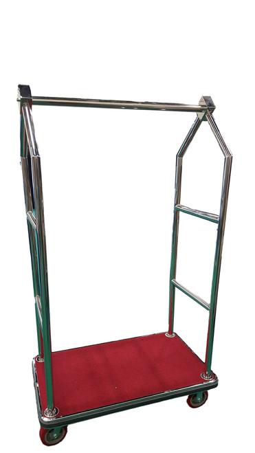 Luggage Cart, Luggage Cart For Hotel, Hotel Cart, baggage cart, Bellman Luggage Cart, Bellman Cart, Bellman Hotel Luggage Cart, Luggage Cart For Hotel, Hotel luggage cart