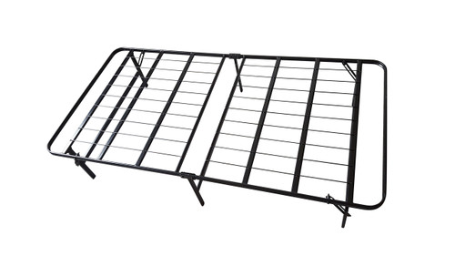 Affordable bed frame, Steel Bed Frame, Folding Bed Frame, Compact bed frame, Bed frame with Folding Legs, Bed frame with storage underneath, Cheap Bed Frame, Bed Frame for Mattress