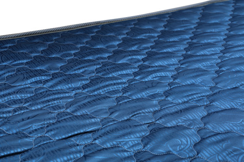 Classic Trail Brand Ultra Sleep Standard Foam Mattress. Composed of 100% premium polyester foam. It is quilted in a non-woven blue fabric. Perfect for sofa sleepers, bunk beds, and standard beds with a foundation. Contact customer service for additional information and bulk pricing.