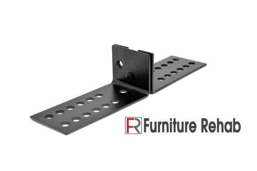 Furniture Rehab Rail Style Couch Connector for Sofas and Sectionals