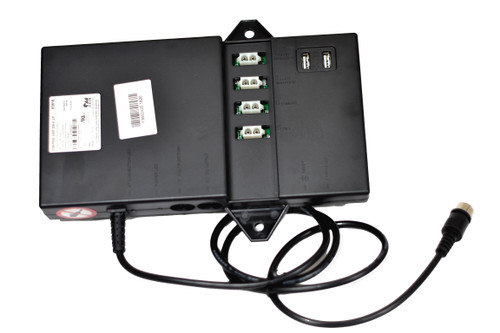 Power Bed Control Box For Actuator and Massage, OKIN America Control Unit 258-4-LP 83818