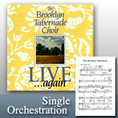 Friend Of A Wounded Heart (Orchestration)
