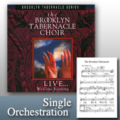 His Grace Was Greater (Orchestration)