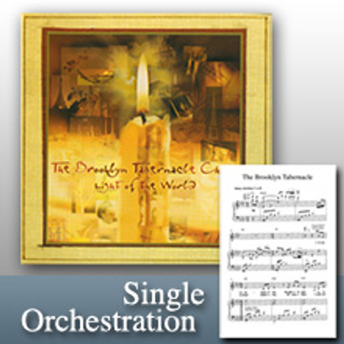 The Birthday Of A King (Orchestration)