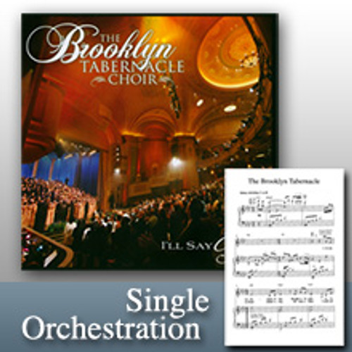 We Fill The Sanctuary (Orchestration)