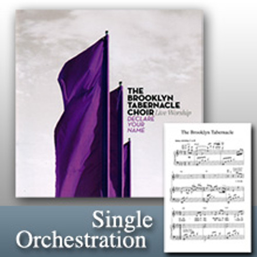 Wonderful To Me (Orchestration)