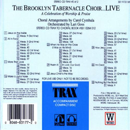 A Celebration of Worship & Praise (Stereo Track CD)