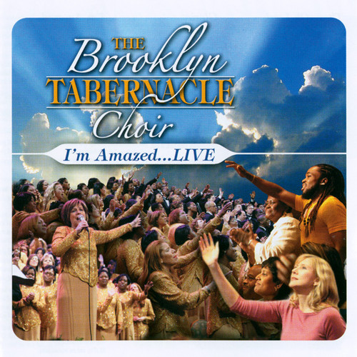 I'm Amazed (Audio CD)
