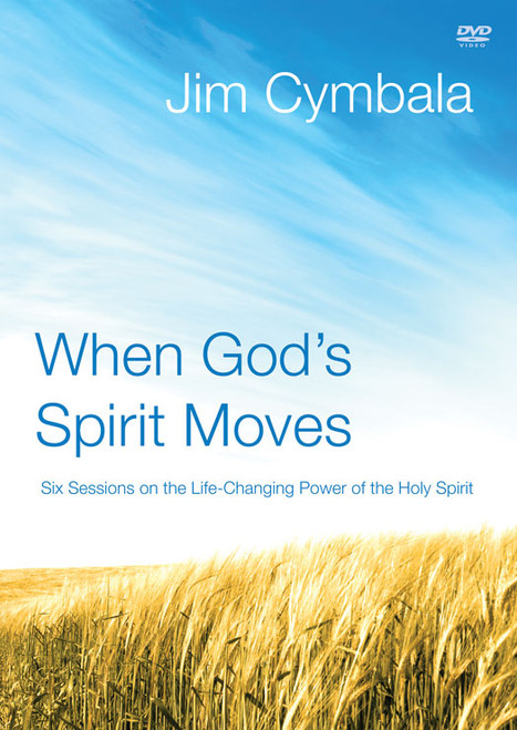 When God's Spirit Moves (DVD Curriculum)