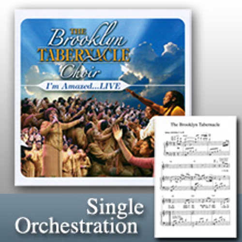 High And Lifted Up (I'm Amazed) (Orchestration)