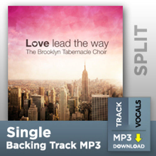 I Won't Go Back (Single Split Track MP3)