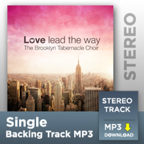 Oh How We Love You (Stereo Track MP3)