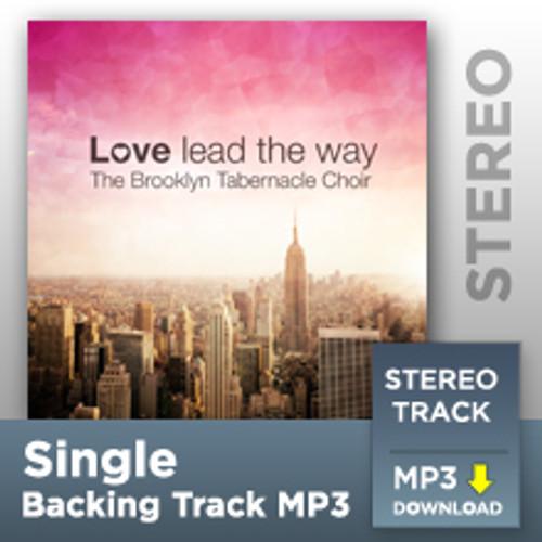 Let God Arise (Stereo Track MP3)
