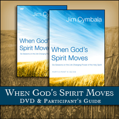 When God's Spirit Moves - DVD & Participant's Guide