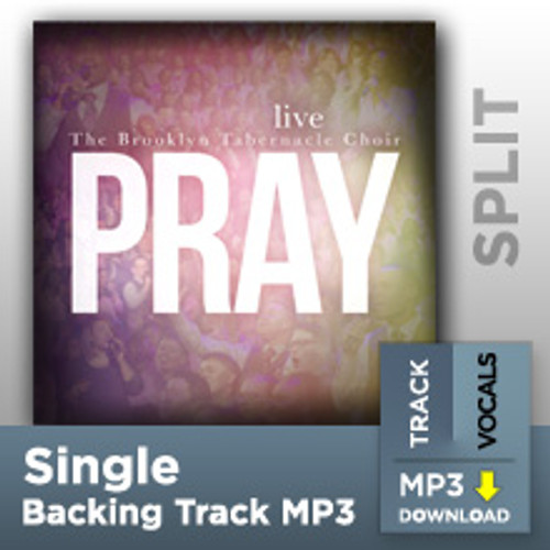 All Because of Him (Split Track MP3)