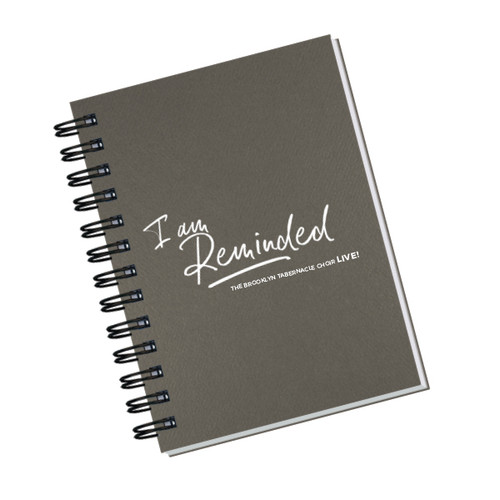 I Am Reminded - Journal