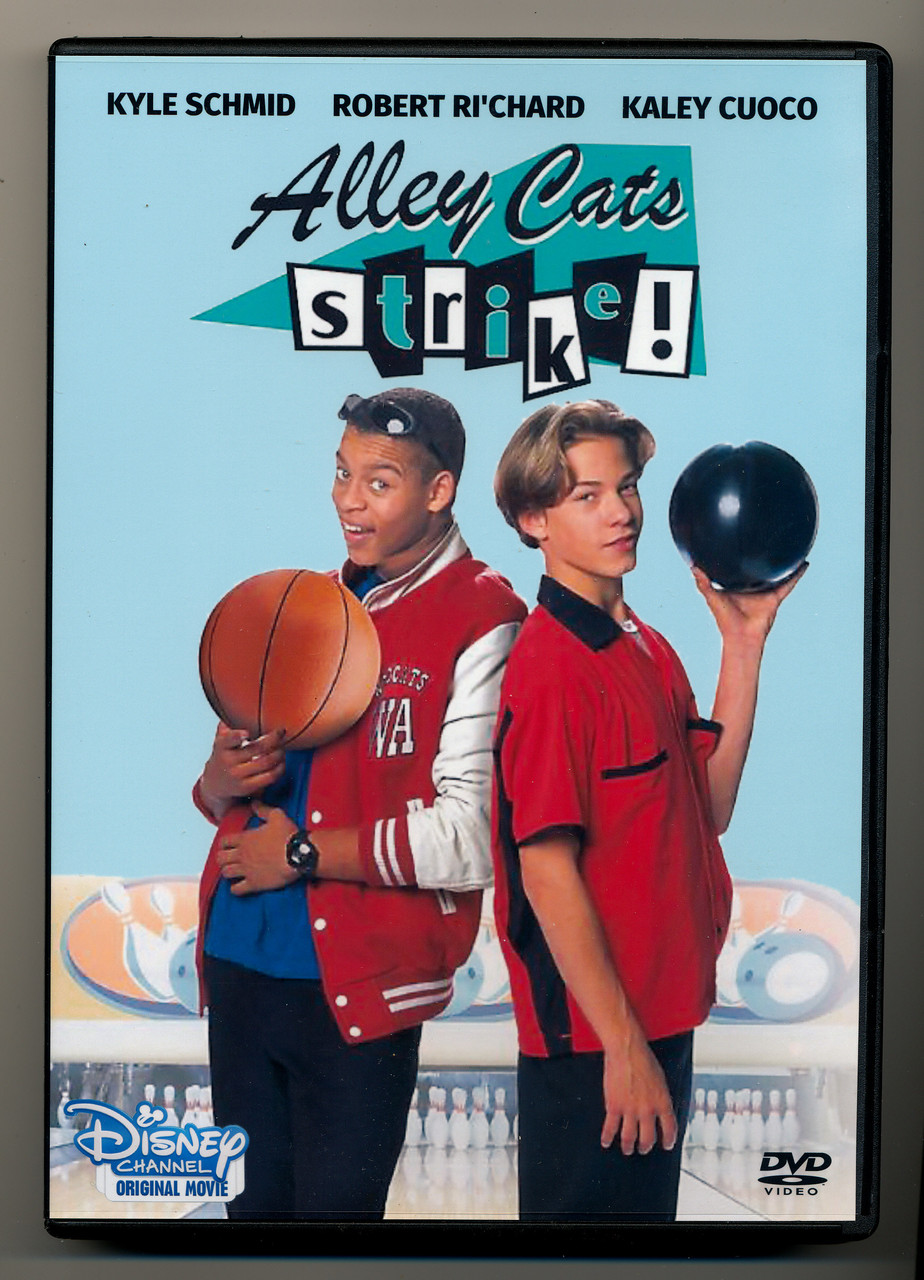 Alley Cats Strike Dvds Nsuch