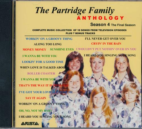 The Partridge Family Anthology Season Four