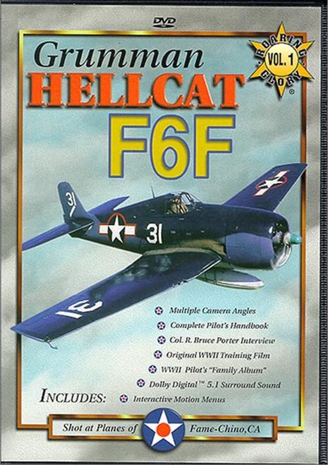 Roaring Glory Warbirds GRUMMAN F6F HELLCAT Vol. 1