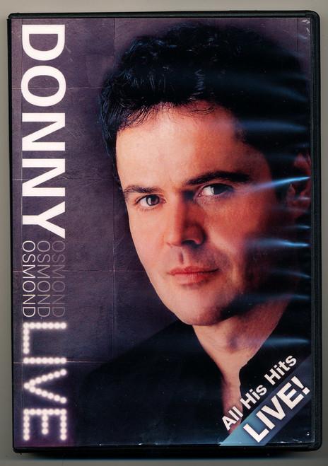 Donny Osmond Live London's Hammersmith Apollo (2003)
