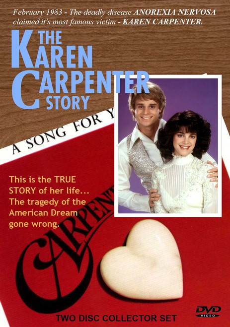 Karen Carpenter Story Collector Set 2 Disc