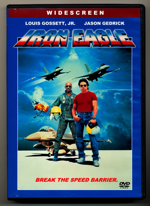 Iron Eagle (1986) Widescreen