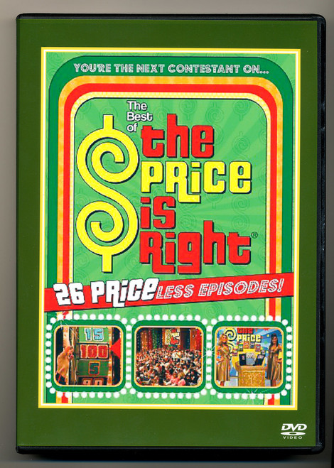 The Best of The Price is Right (4 Disc Set)
