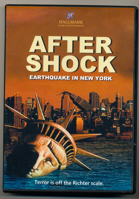 AFTER SHOCK Earthquake in New York
