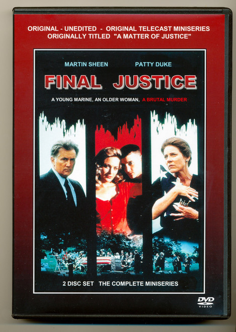"""Final Justice  (aka """" A Matter of Justice"""")"""