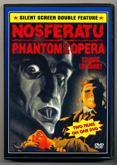 Nosferatu & The Phantom of the Opera