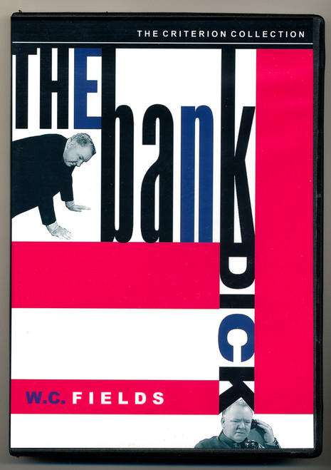The Bank Dick - The Criterion Collection
