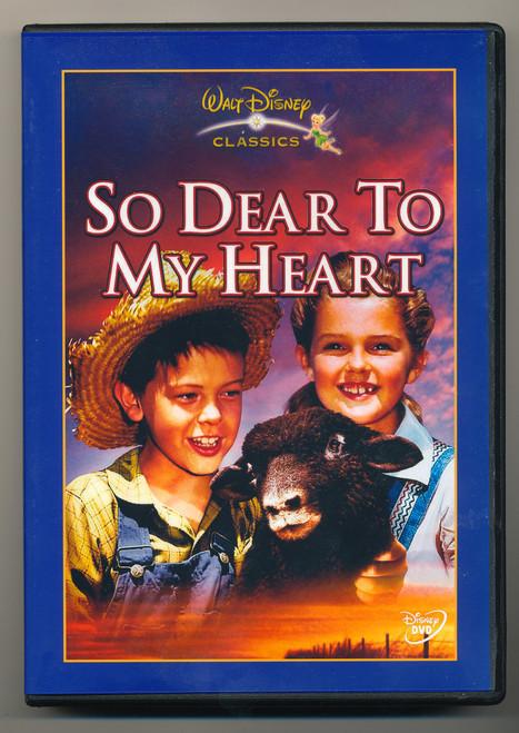 So Dear To My Heart (Disney) DVD