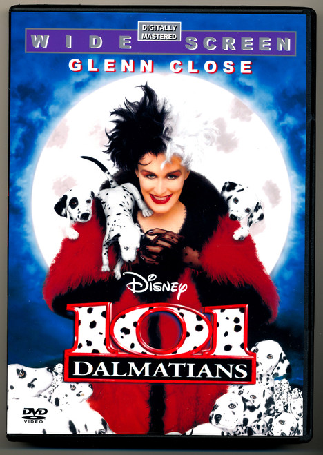 Disney 101 Dalmatians Live Action