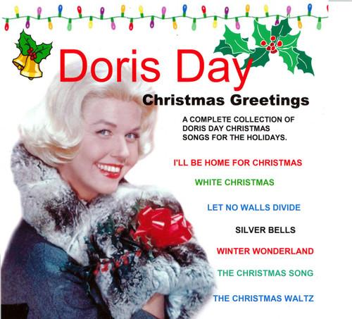 Doris Day Christmas Greetings