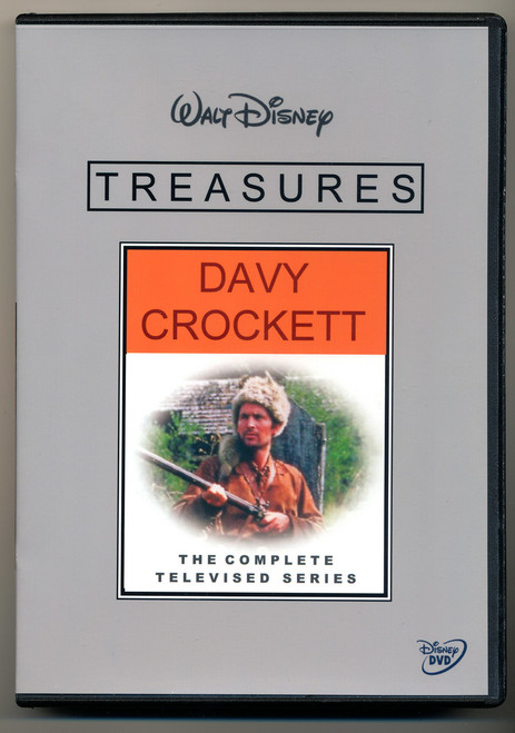 Davy Crockett Complete Television Series 1954-1955, Disney
