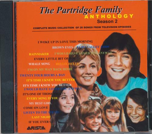 The Partridge Family Anthology Season Two