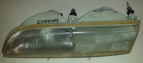 Headlight - Driver Side - 1989 - 1993 - Grade C - WWW.TBSCSHOP.COM