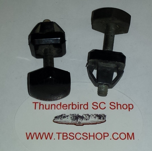 Hood Stop - Set - Color Varies - 1989 - 1997 Thunderbird and Cougar - WWW.TBSCSHOP.COM