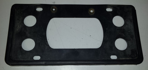 License Plate Bracket - Cougar XR7 - 1989 - 1993 - Grade B - WWW.TBSCSHOP.COM