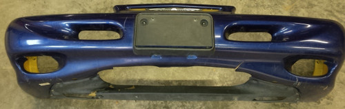 Bumper Cover - Front - Royal Blue - 1994 - 1995 - Thunderbird and Cougar - Grade B - WWW.TBSCSHOP.COM