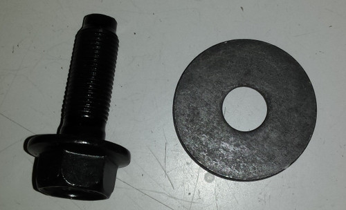 Harmonic Balancer Bolt and Washer - New - Upgraded - Longer Version - 1989 - 1995 - Thunderbird and Cougar - WWW.TBSCSHOP.COM