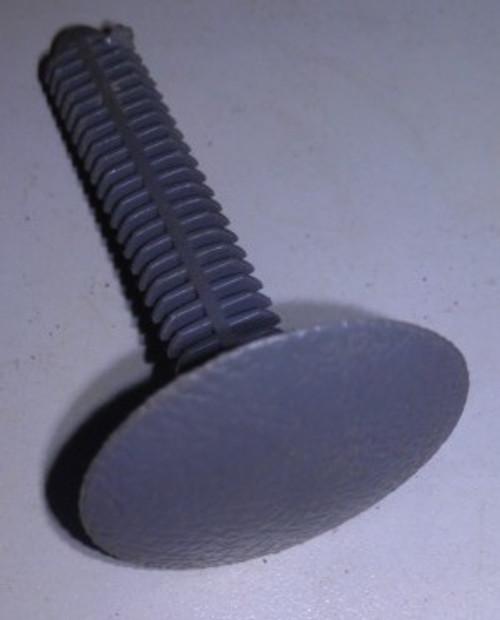 Kick Panel Push Pin - Gray - www.tbscshop.com